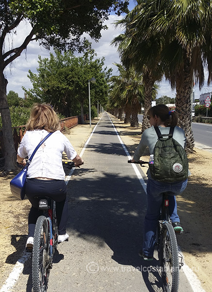 ЭкскурсиянавелосипедевАликнате