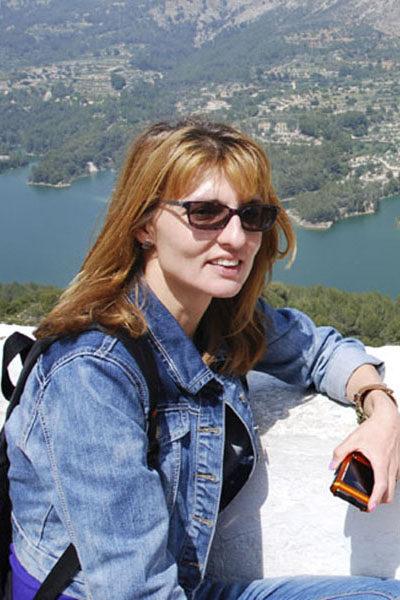 Maria Kuryleva guide Costa BLanca