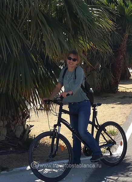 Bike tour Alicante