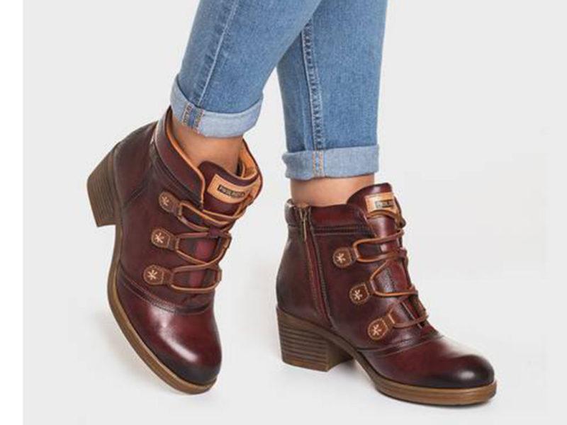 Испанская обувь Пиколинос