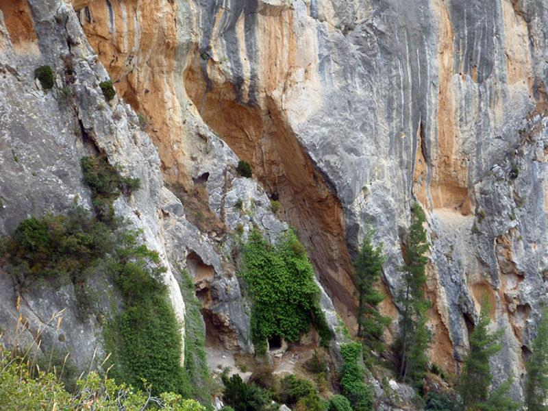 прогулки в горах Испания фото