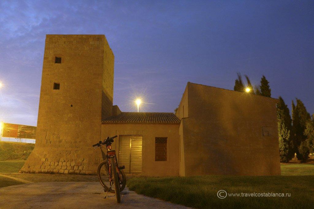 Torres bici tour Alicante