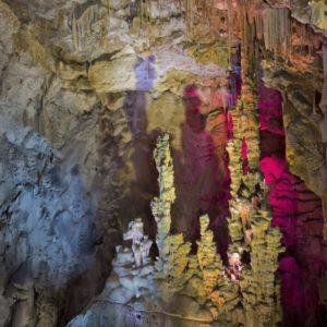 пещеры Канелобре в Испании