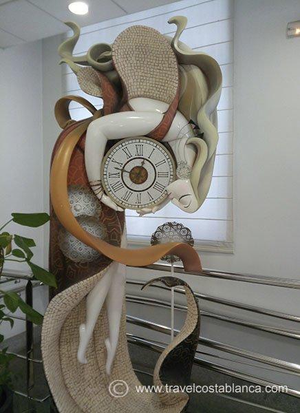 Музей гиганский фигур в Аликанте