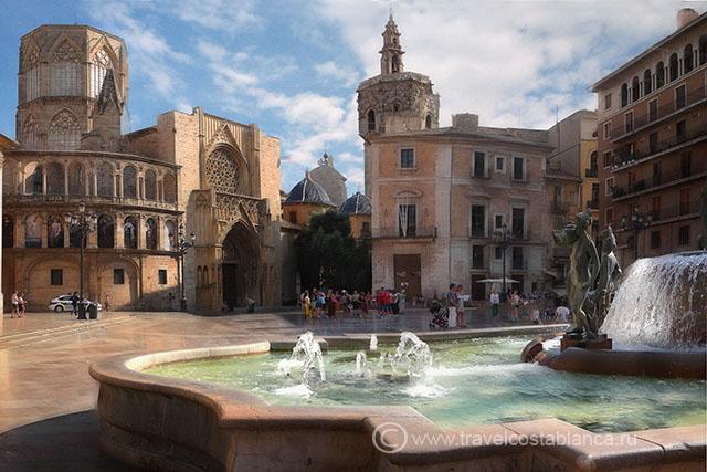 Пешеходная экскурсия в Валенсии