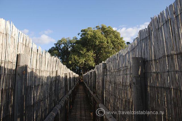 Природный парк Салинас Ла Мата Торревьеха обсерватория
