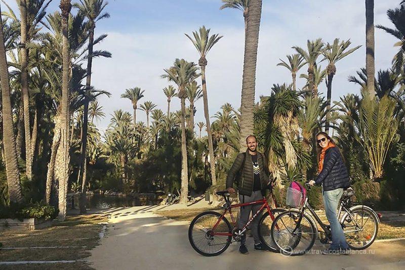 Аликанте на велосипеде