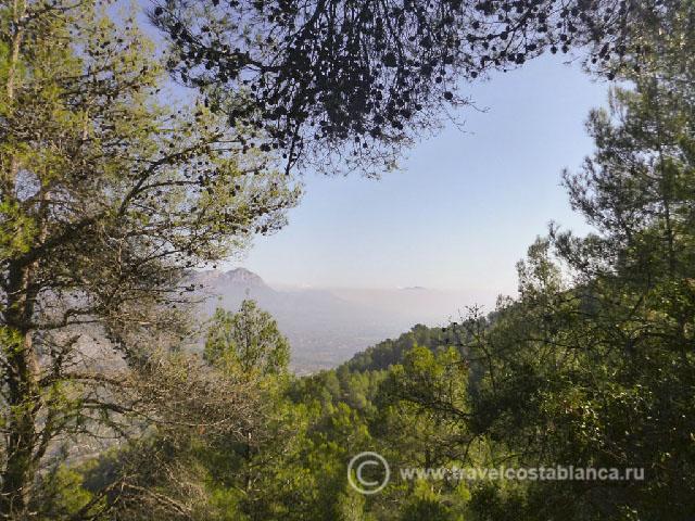 Природные парки вокруг Аликанте, фото