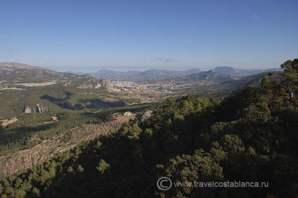 Прогулки на природе в Испании с детьми