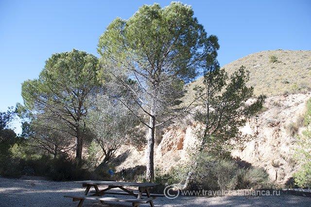 Велосипедные маршруты в Испании, Аликанте