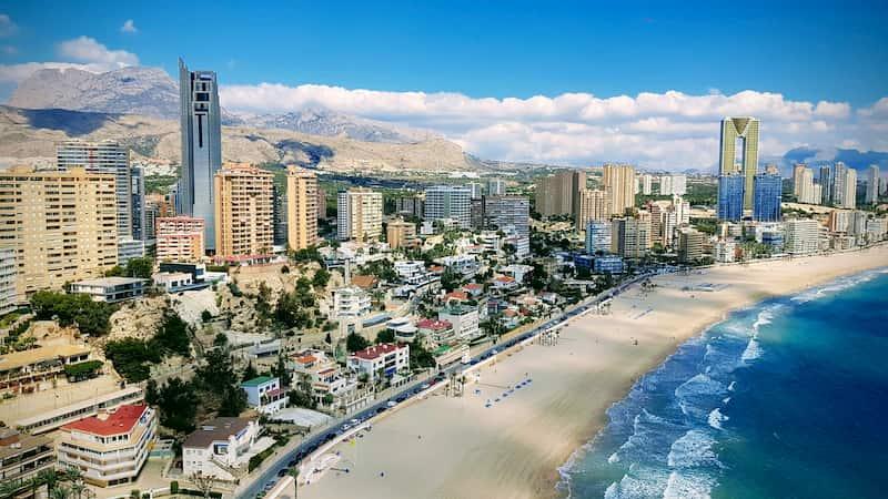 Топ 7 лучших курортов Коста Бланки