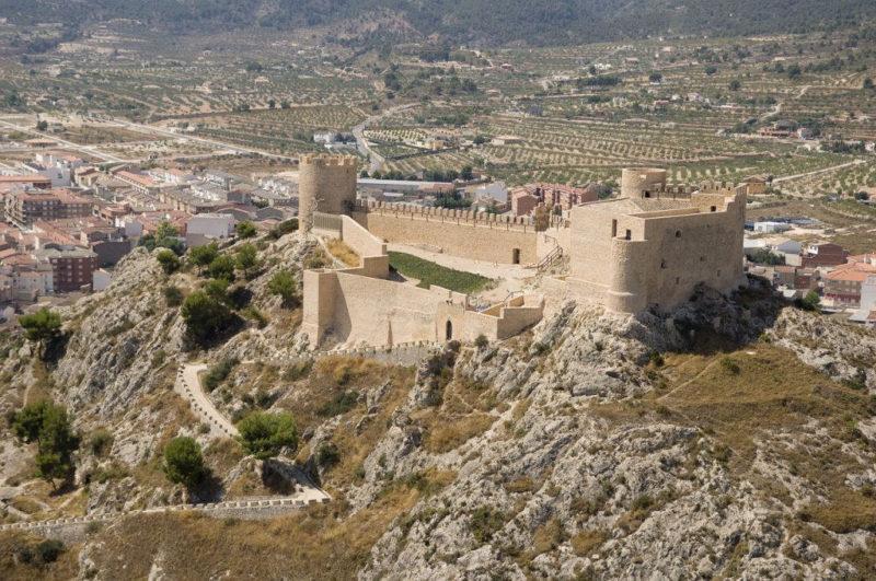 ТОП 10 лучших замков Коста Бланки
