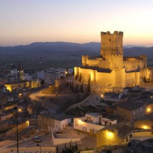 Замок Аталайа в Вильена, Аликанте