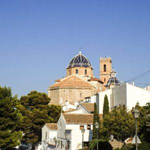Алтеа, Испания фото