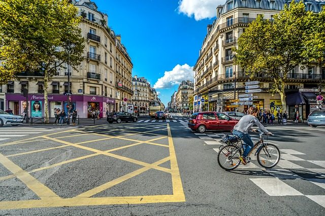 Главные правила для велосипедистов в Испании