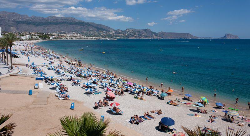 ТОП 10 пляжей Коста Бланки