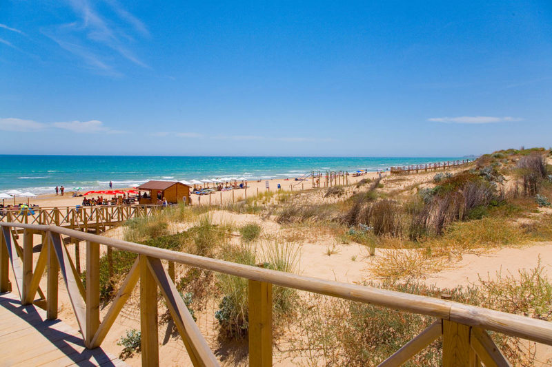 ТОП 10 пляжей Аликанте Калабаси
