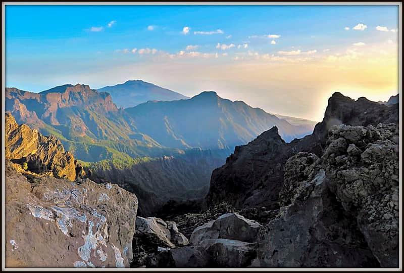 Канарские острова-национальный парк Кальдера де Табуриенте