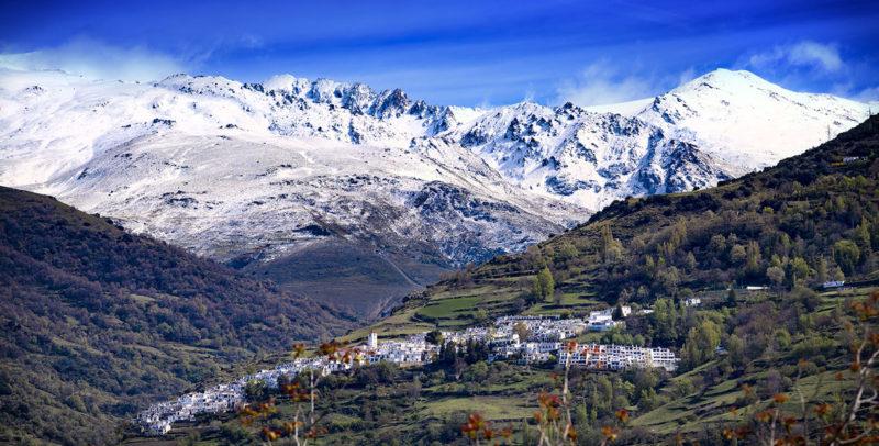 Сьерра Невада, Испания фото