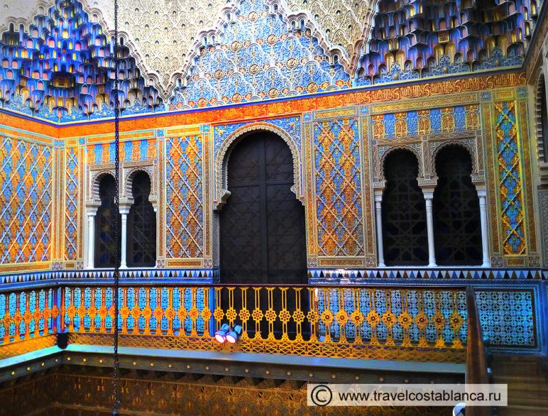 экскурсия в Мурсии Казино