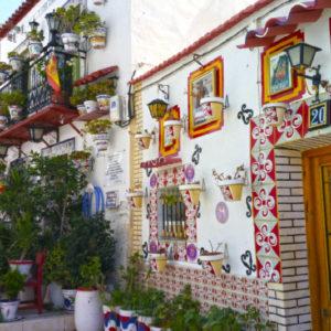 Экскурсия в Аликанте район Санта Крус фото
