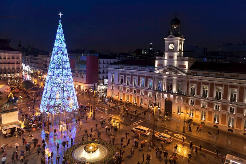 Рождество и Новый год на Коста Бланке