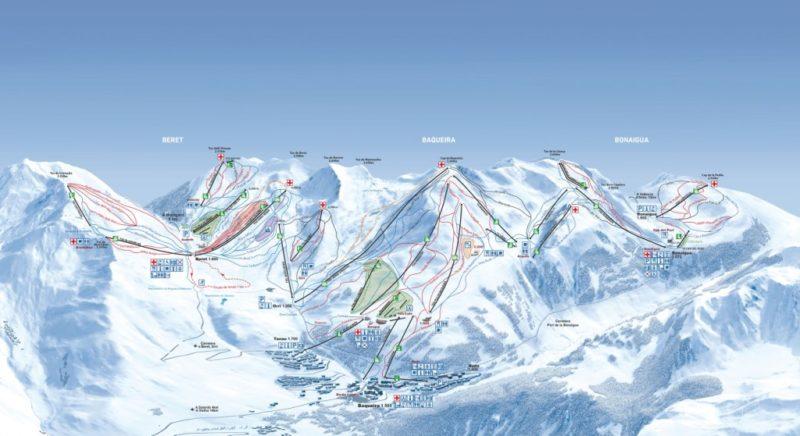 Бакейра-Берет горнолыжный курорт