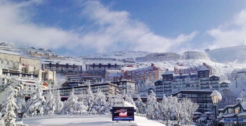 Сьерра Невада горнолыжный курорт фото