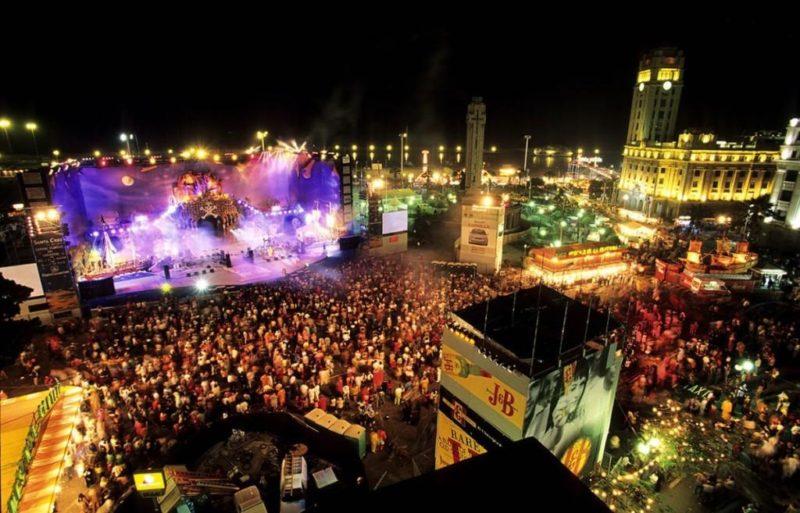 Карнавал на Канарах – в Санта Крусе де Тенерифе