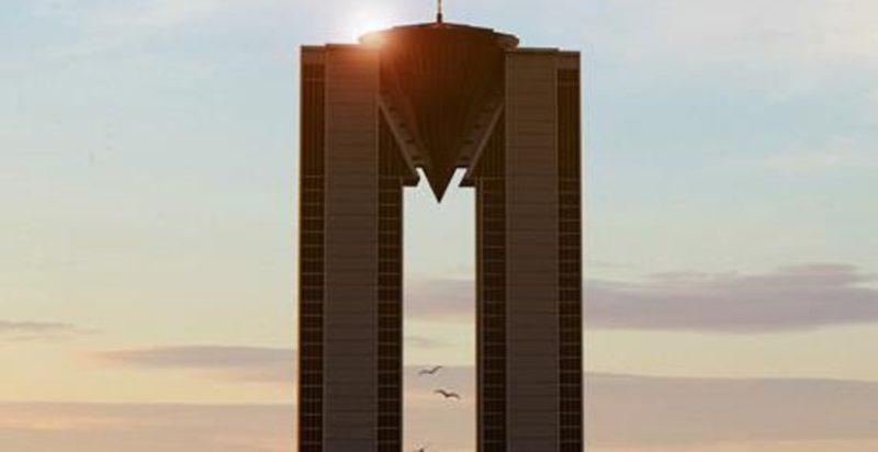 самый высокий небоскреб Бенидорма