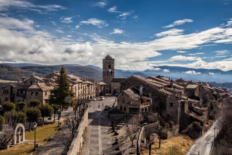 Топ 10 самых красивых деревушек Испании