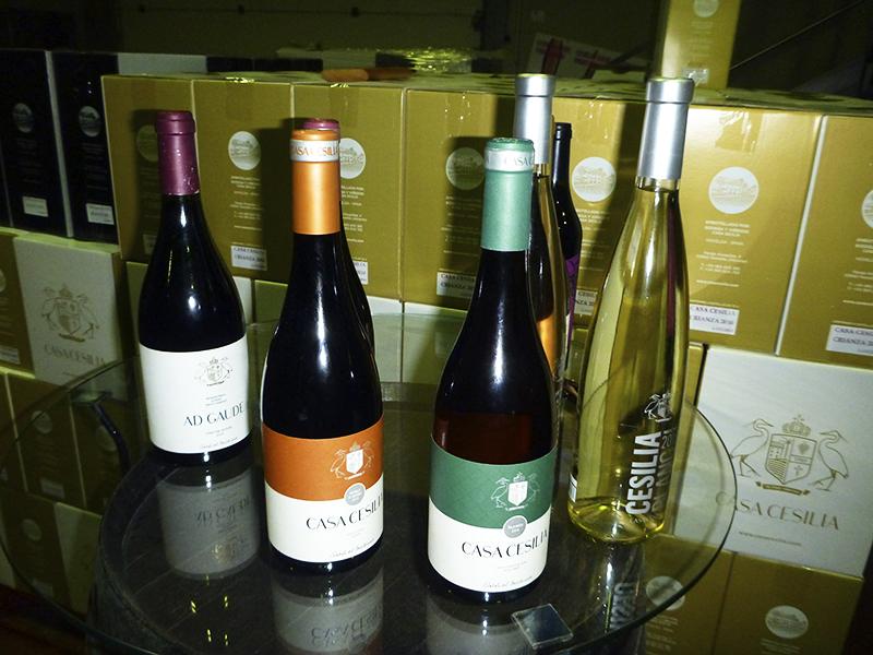 Винодельня Каса Сесилья вина Аликанте