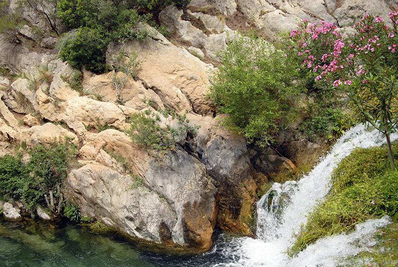Водопады Альгара