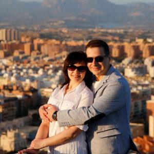 профессиональный фотограф в Испании