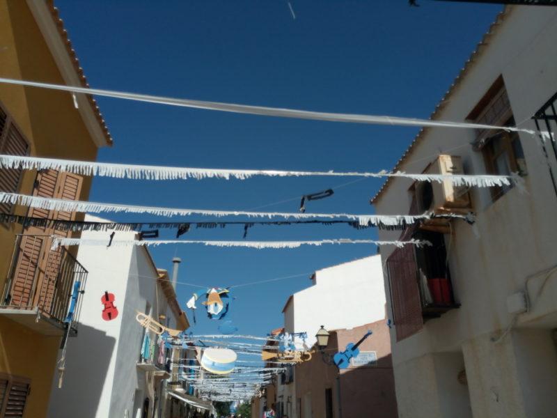 острова Табарка, фото улицы