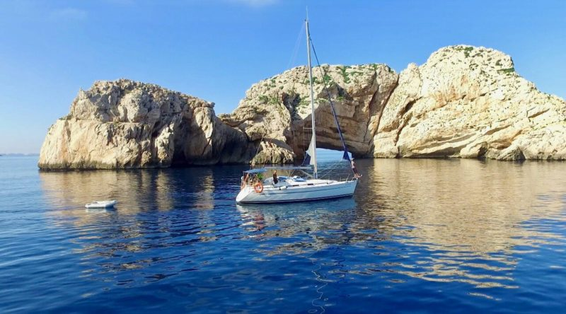 Подводные и земные чудеса острова Табарка