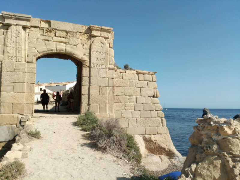 Остров Табарка, Испания фото