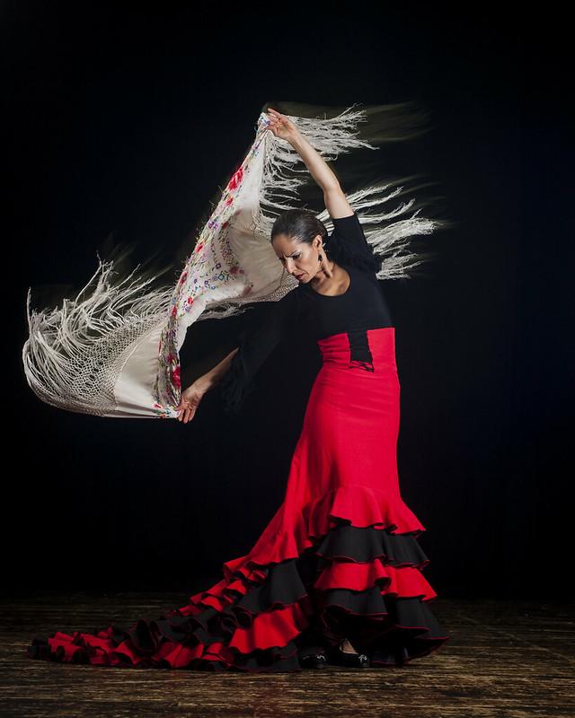 Где посмотреть фламенко на Коста Бланке