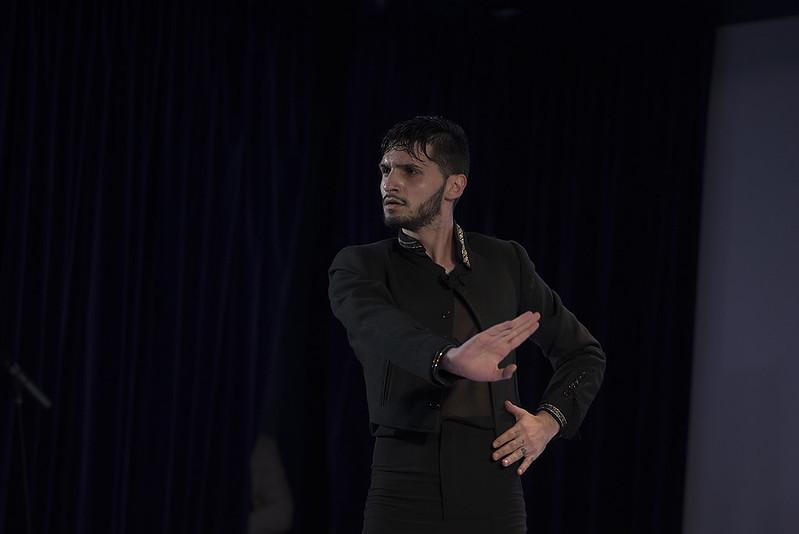 Танцор фламенко, Кордоба
