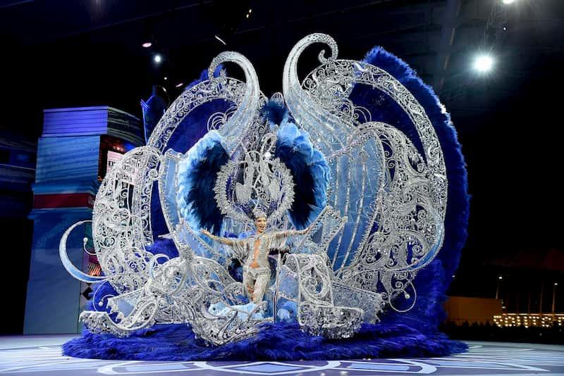 Карнавал и проводы зимы на Коста Бланке