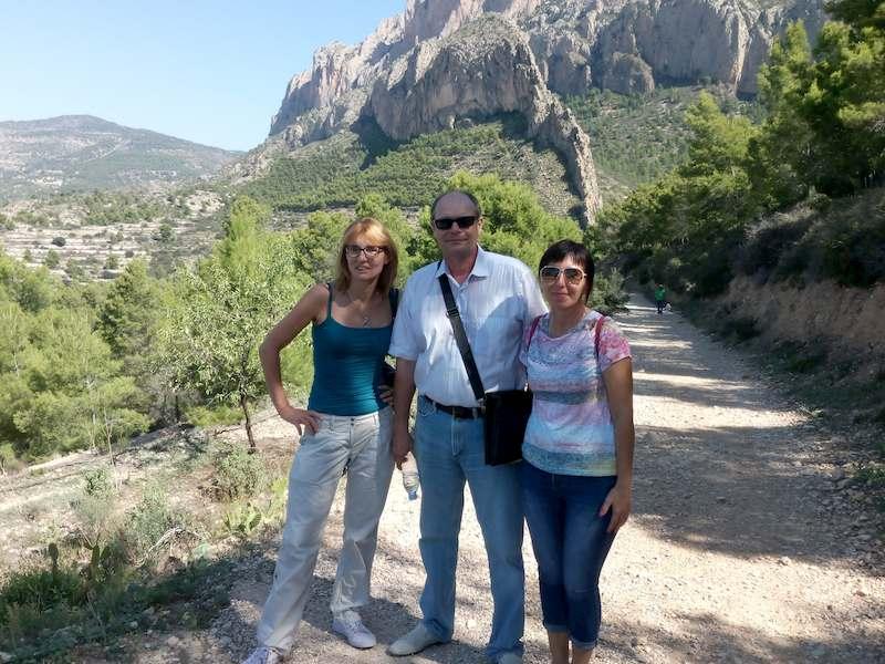 Фото с экскурсии в пещеру Канелобре