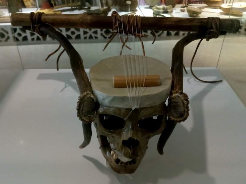 пещеры Канелобре музей этнических музыкальных инструментов