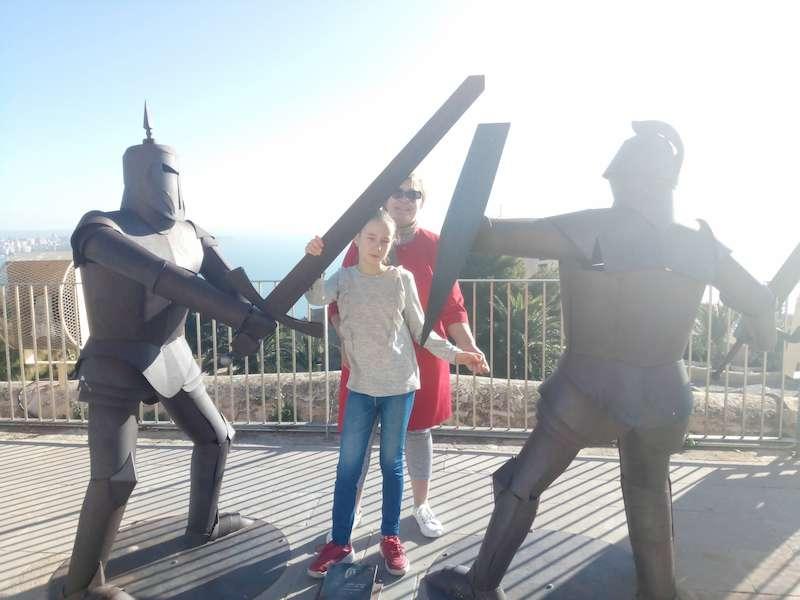 Индивидуальная экскурсия в Аликанте фото туристов