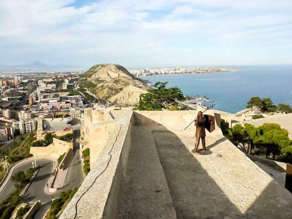 Индивидуальная экскурсия в крепости Санта Барбара фото