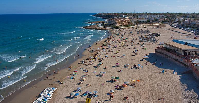 Пляж Ла Зения