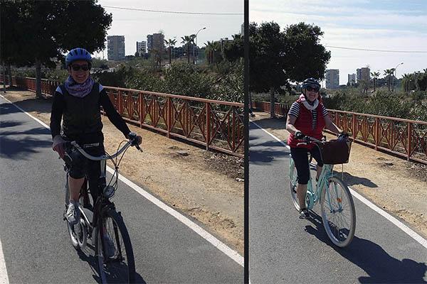 Фото с велоэкскурсий в Аликанте