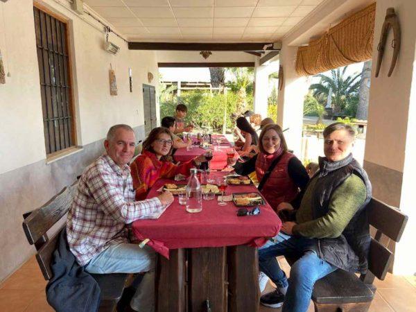 Винодельня в Аликанте фото туристов