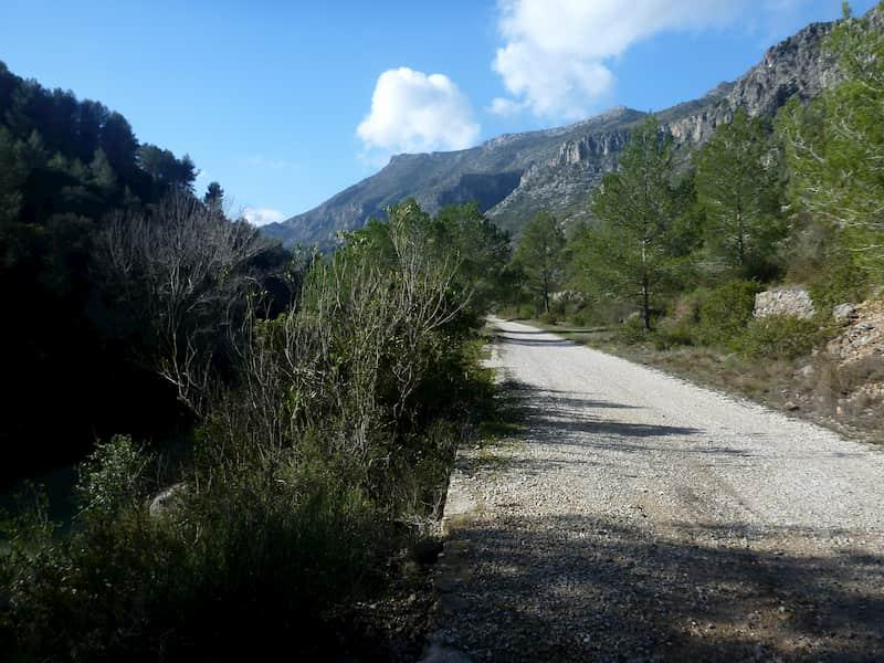 Зеленые дороги в Испании