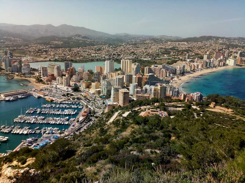 ТОП-7 лучших курортов Коста-Бланки Кальпе