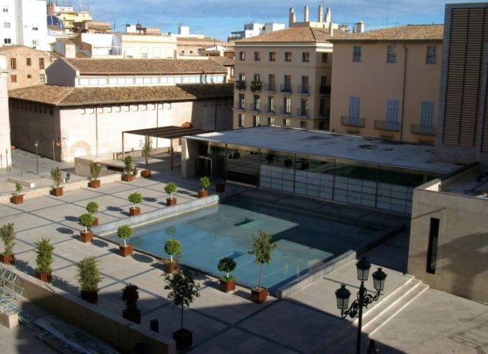 Ахреологический музей Альмойнаб валенсия